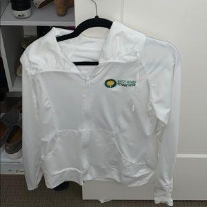 Jackets & Blazers - warm up jacket